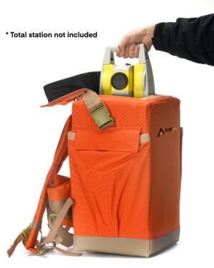 AdirPro Top Loading Total Station Field Case