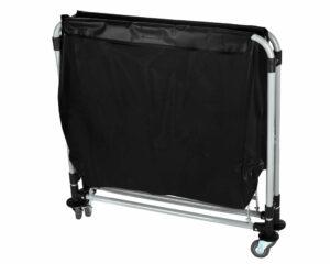 Laundry Cart , 8 Bushel Collapsible Folding Cart