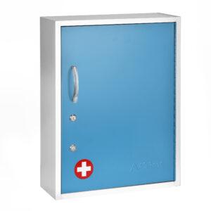 AdirMedMedicine Cabinet w/Pull-Out Shelf & Document Pocket