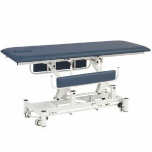 Hi-Lo Changing Table with Side Rails