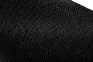 10X12 Foot Heavy Duty Knitted Mesh Tarp, Black