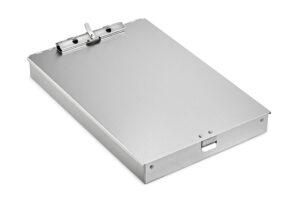 Aluminum Form Storage Clipboards Spring Loaded